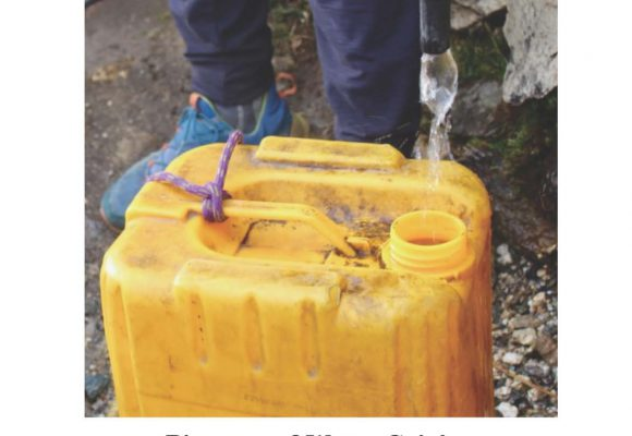 Phortse Clean Water Project Nepal  – new project!