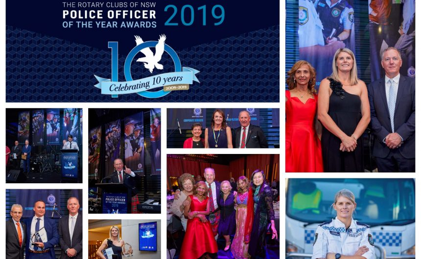 Cancellation of the Rotary Police Awards 2020