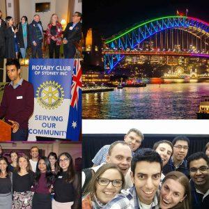 Rotaract & Interact Clubs