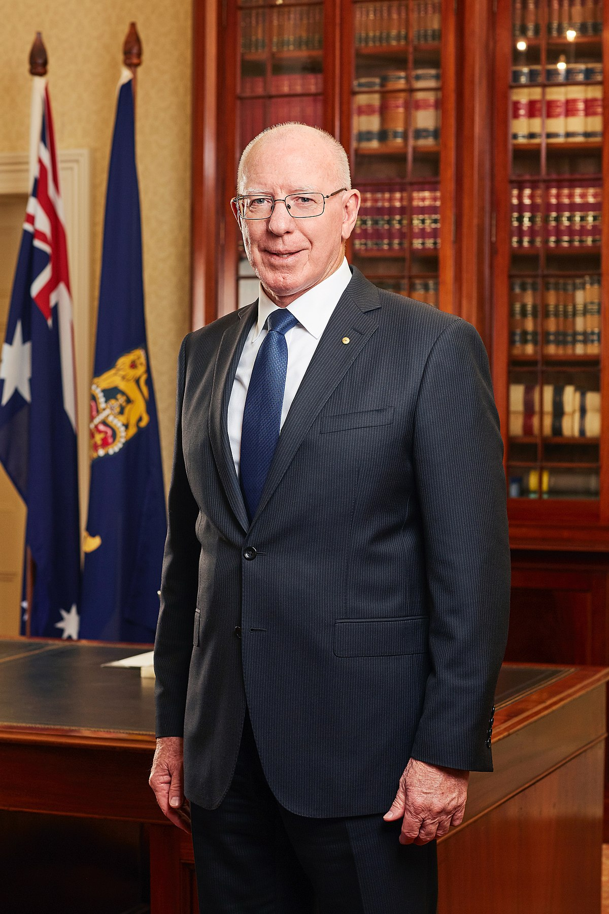 His Excellency General The Honourable David John Hurley