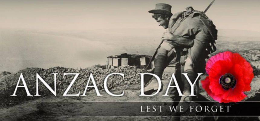 ANZAC Memorial Service