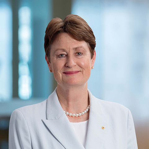 Catherine Livingstone, AO, President of the Business Council of Australia