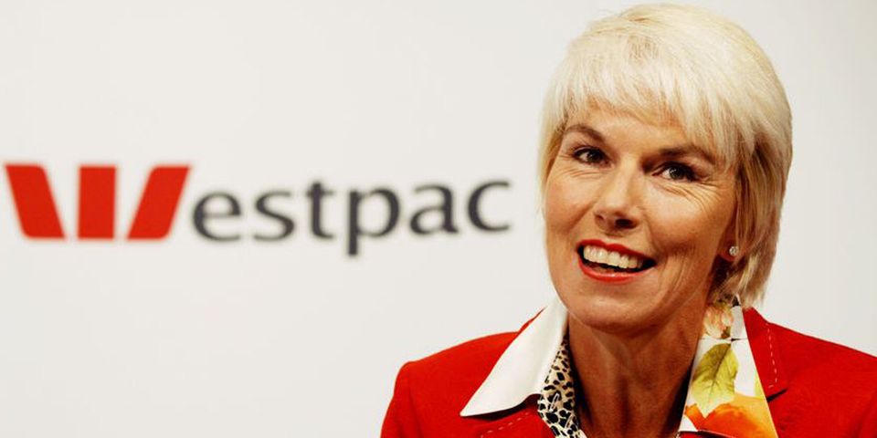 Gail Kelly, CEO Wespac