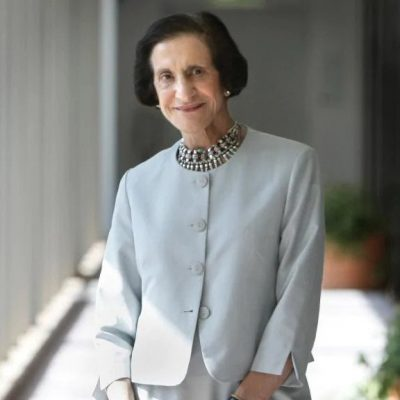 Her Excellency Professor The Honourable Dame Marie Bashir AD, CVO, Governor of New South Wales