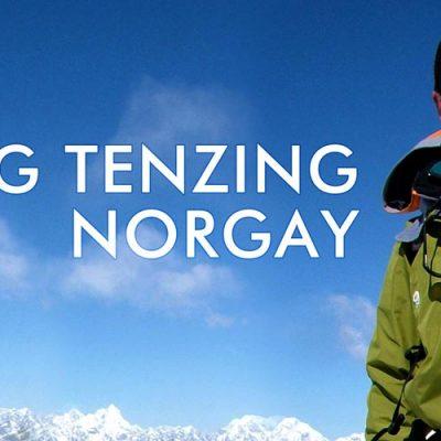 Jamling Tenzing Norgay