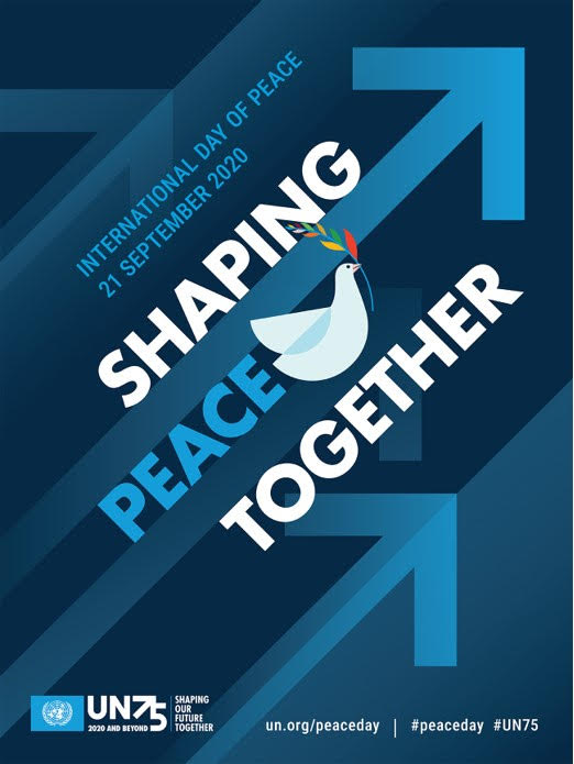"Join us for a blockbuster event, celebrating International Day of Peace on Sept. 22nd,  the ""Peace Perspectives"" video project and the awarding of our Community Peace Prize."