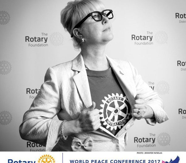 History in the making – Meet our first female RI president-nominee, Jennifer Jones from Windsor, Canada.