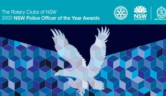 Police Officer of the Year Award 2021:  Revised Date Friday 29 April 2022