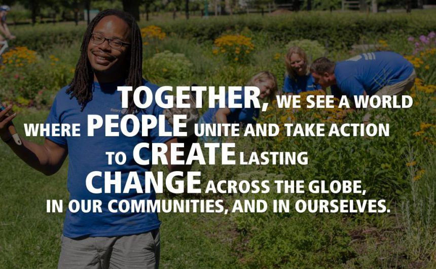 Learn about our 2021/22 Rotary Action Plan!